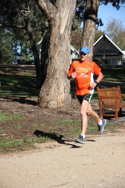 NORTHERN SUCCESS: Orange's Mark Chapman delivered an outstanding run at the recent Airlie Beach Running Festival.