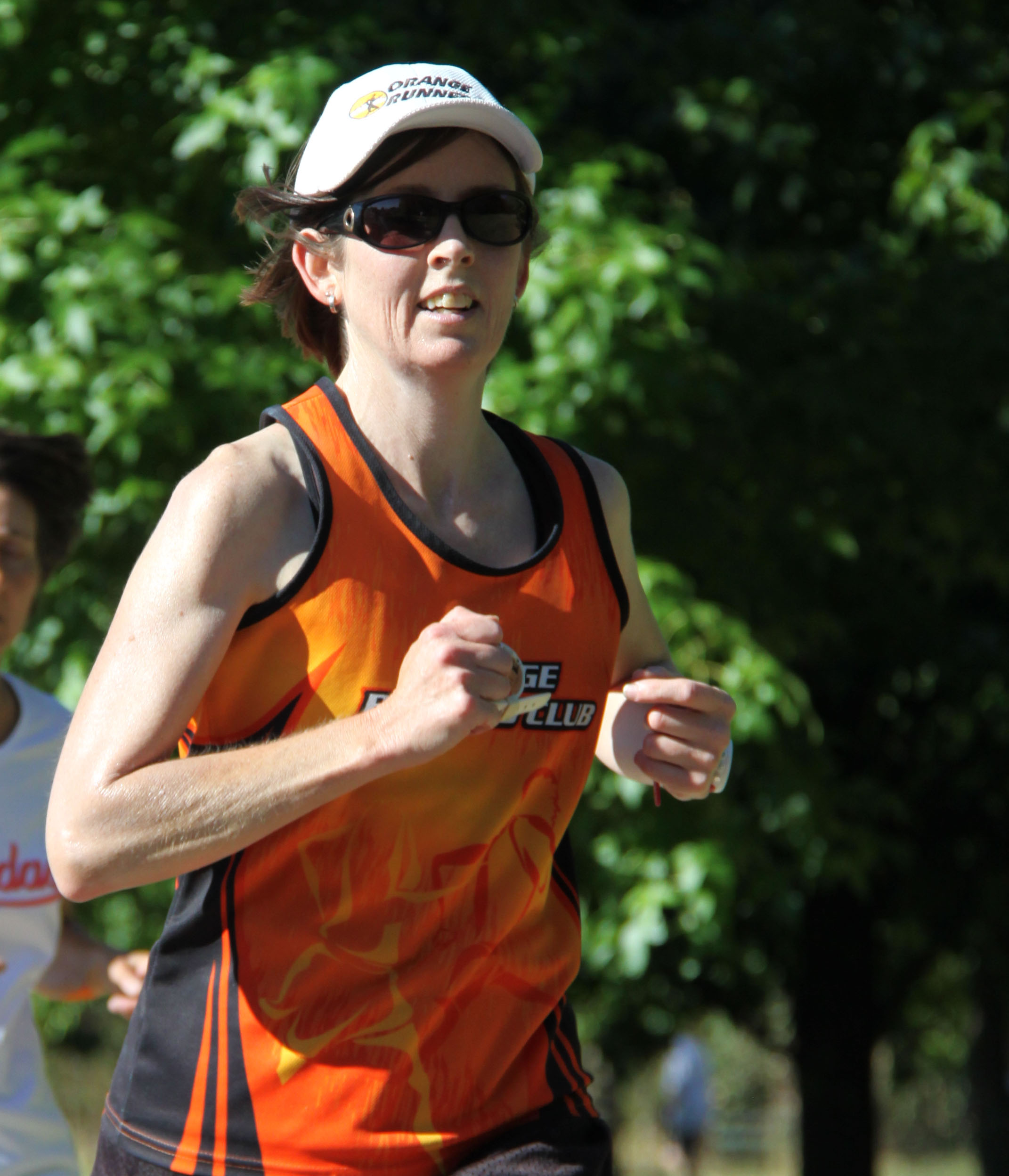 LEADING LADY: Kim Jarvis has been ultra consistent of recent weeks, placing most weekends and being the fastest female runner on Wednesday. Kim also has the third most amount of club runs overall with 1143 starts.
