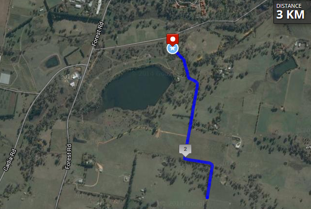 course-map-3km